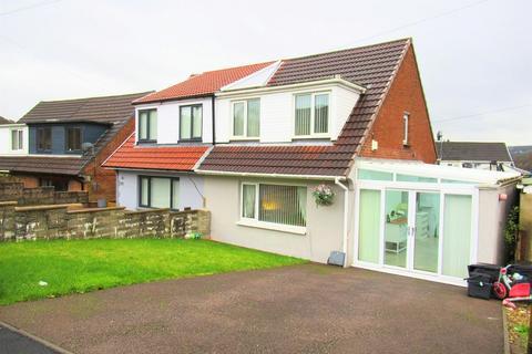 3 bedroom semi-detached house for sale - Brookfield Road, Maesteg, Bridgend. CF34 0NJ