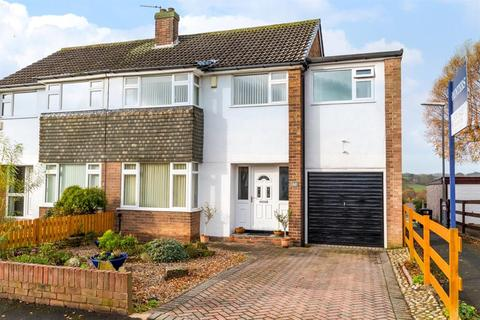 4 bedroom semi-detached house for sale - Moseley Wood Walk, Cookridge,  LS16