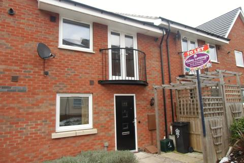 1 bedroom townhouse to rent - Padside Row, Leicester LE5