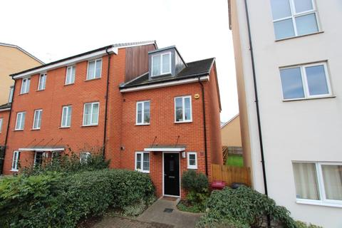 3 bedroom semi-detached house to rent - Gweal Avenue, Kennet Island, Reading, RG2 0FW