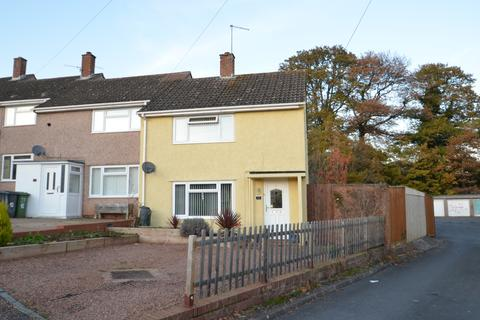 2 bedroom end of terrace house for sale - Higher Barley Mount, Exeter