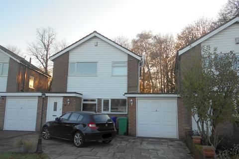 3 bedroom link detached house to rent - Fairway Avenue , Manchester M23