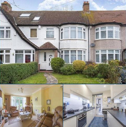 3 bedroom terraced house for sale - Pickhurst Rise, West Wickham