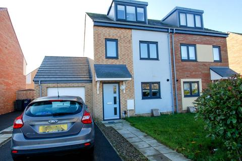 3 bedroom semi-detached house for sale - Laygate, South Shields