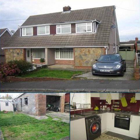 3 bedroom semi-detached house for sale - Plasgwyn Rd, Pontarddulais