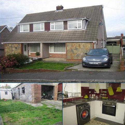 3 bedroom semi-detached house for sale - Plasgwyn Rd, Pontarddulais