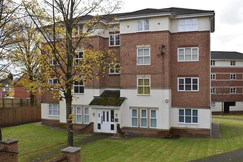 2 bedroom apartment to rent - Princeton Close, Salford, M6 8QL