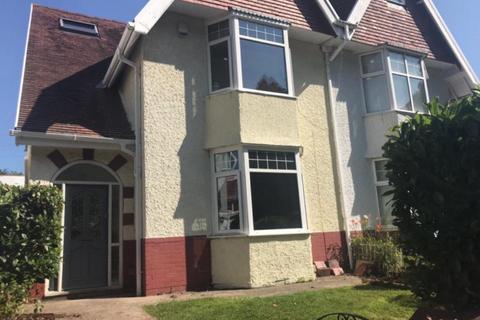 5 bedroom semi-detached house to rent - 80 Glanbrydan Avenue Uplands Swansea