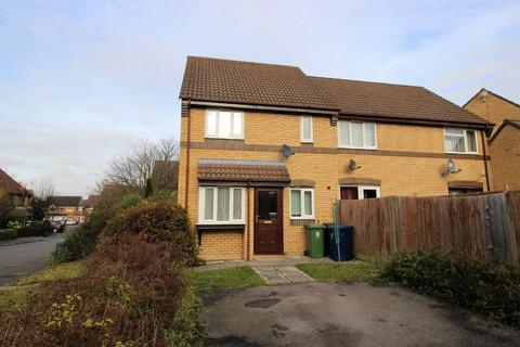 1 bedroom end of terrace house to rent - Lucerne Close, Cherry Hinton