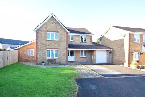 5 bedroom detached house for sale - 19 Clos Castell Newydd, Broadlands, Bridgend, Bridgend County Borough, CF31 5DR