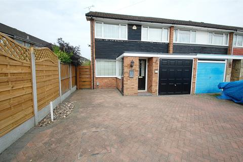 3 bedroom end of terrace house for sale - Detling Close, Hornchurch, RM12