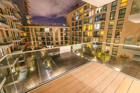 2 bedroom flat to rent - Neroli House, 14 Piazza Walk, London