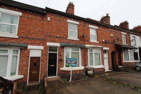 2 bedroom terraced house to rent - Glascote Road, Tamworth