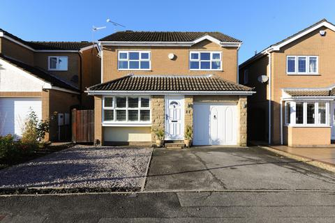 4 bedroom detached house for sale - Holme Park Avenue, Upper Newbold, Chesterfield