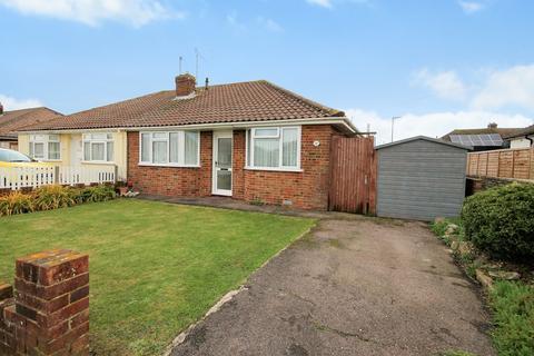 2 bedroom semi-detached bungalow for sale - The Crescent, Lancing BN15 8PJ