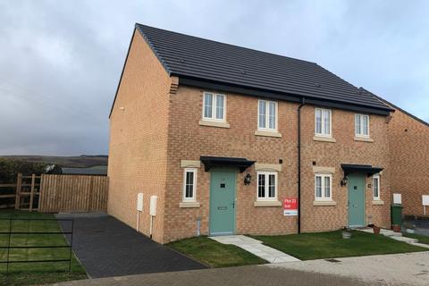 3 bedroom semi-detached house to rent - Simonside Drive, Longframlington, Northumberland