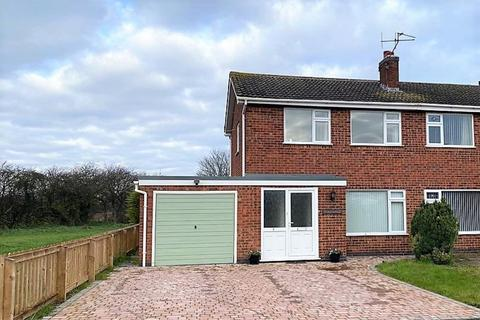 3 bedroom semi-detached house for sale - Gilpin Close, Melton Mowbray