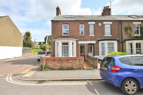 5 bedroom end of terrace house to rent - Marlborough Road, Oxford, OX1 4LY
