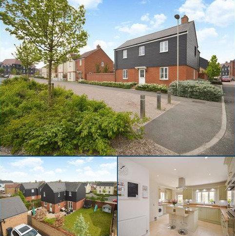 4 bedroom detached house for sale - Damara Way, Kingsnorth, Ashford, Kent, TN25