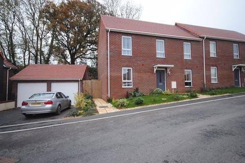 3 bedroom semi-detached house for sale - St. Nicholas Close, Exeter