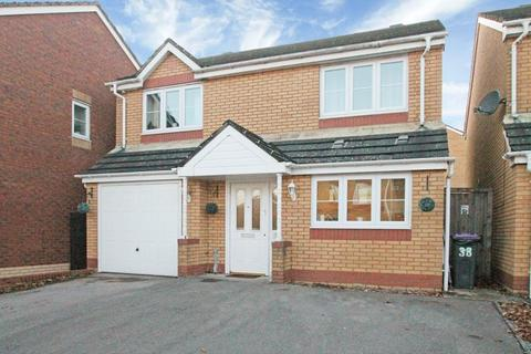 4 bedroom detached house for sale - Churchwood, Griffithstown, Pontypool, Torfaen, NP4 5SX