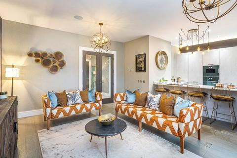 3 bedroom flat for sale - Park Quadrant, Glasgow, G3