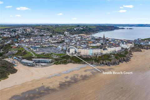 3 bedroom flat for sale - South Beach Court, Esplanade, Tenby