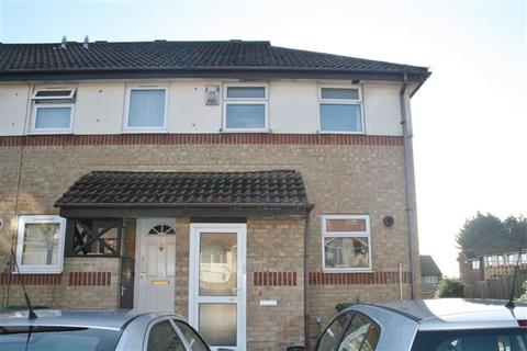 2 bedroom end of terrace house to rent - Walsingham Close, Wymering, Portsmouth, Hampshire, PO6 3RW