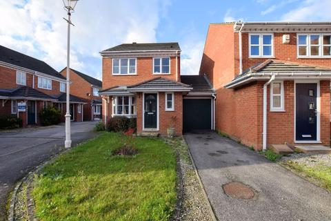 3 bedroom link detached house for sale - Grebe Close, Aylesbury
