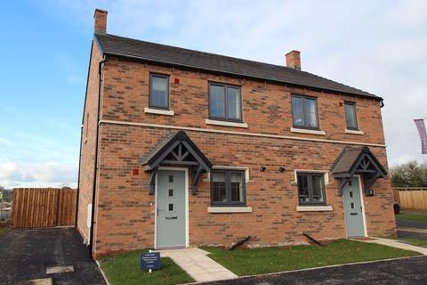 3 bedroom semi-detached house to rent - The Hawthorns, Ellesmere