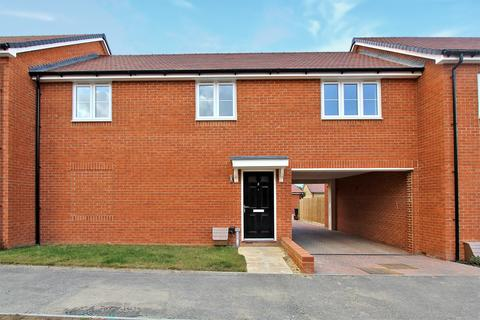 2 bedroom coach house for sale - Horseshoe Crescent, Houghton Conquest, Bedford, MK45