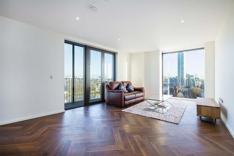 2 bedroom flat for sale - Ambassador Building, Embassy Gardens, Nine Elms, London, SW8