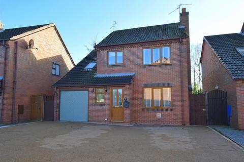 4 bedroom detached house for sale - Tailby Drive, Willington, Derby