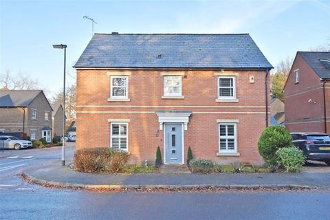 4 bedroom detached house for sale - Birchtree Drive, St Edwards Park, Cheddleton