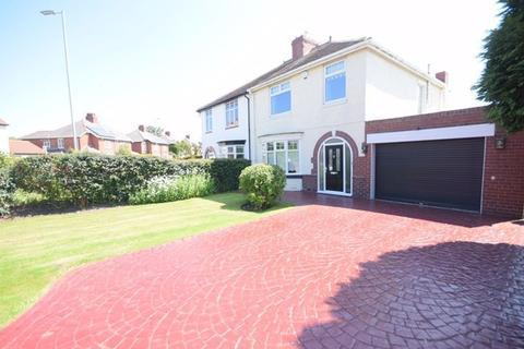 3 bedroom semi-detached house to rent - Holmefield Avenue, South Shields