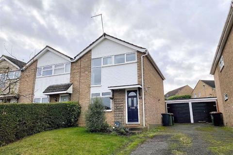 3 bedroom end of terrace house for sale - Bideford Green, Linslade