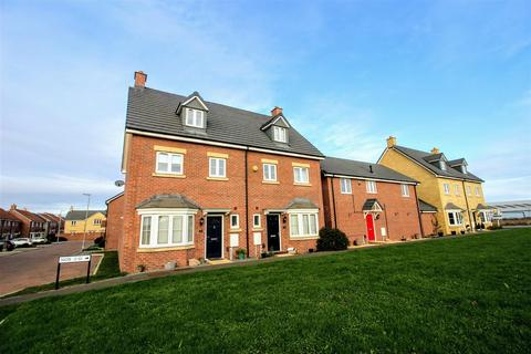 4 bedroom semi-detached house for sale - Holloway Close, St Andrews Ridge, Swindon, SN25