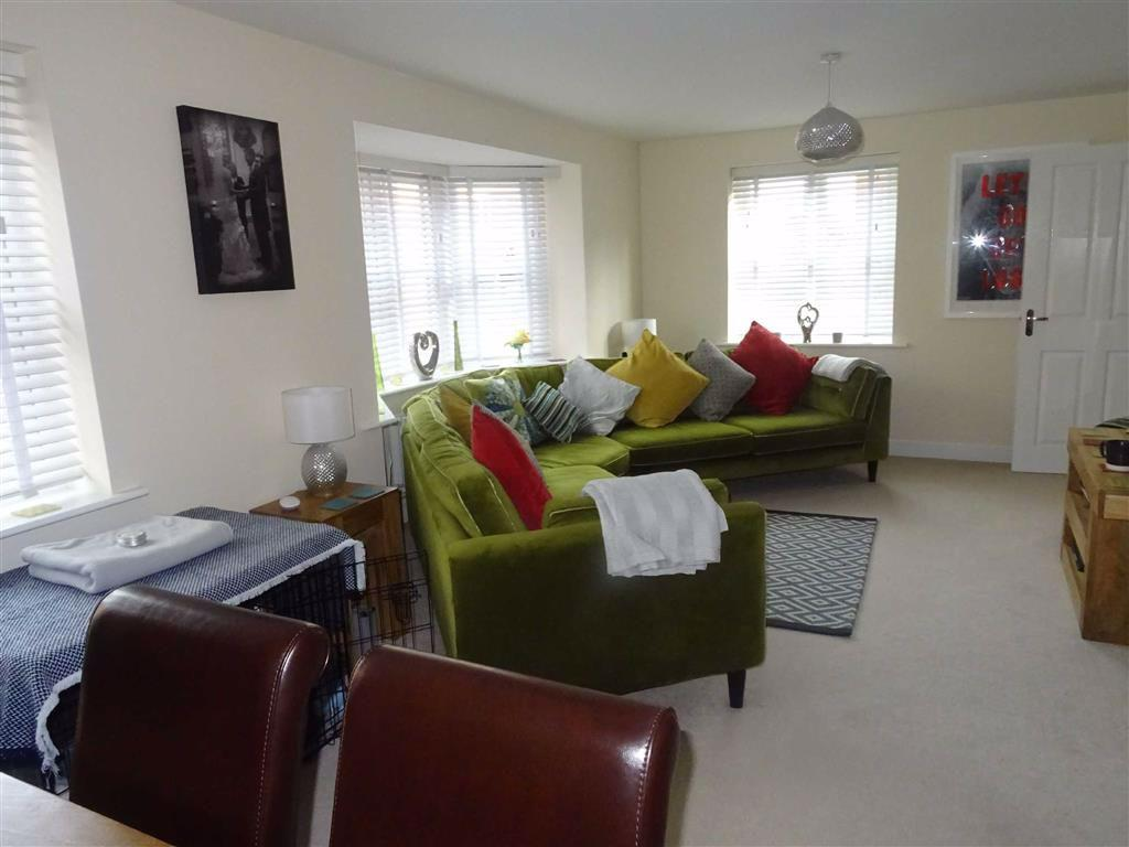 Spacious Lounge / dining room