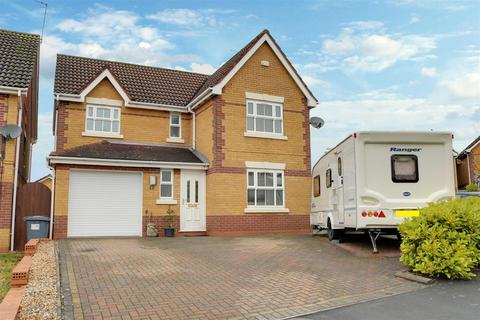 4 bedroom detached house for sale - Merlin Way, Kidsgrove
