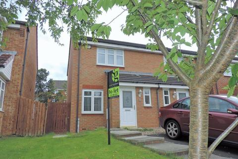 2 bedroom semi-detached house to rent - The Covers, Swalwell, Newcastle Upon Tyne