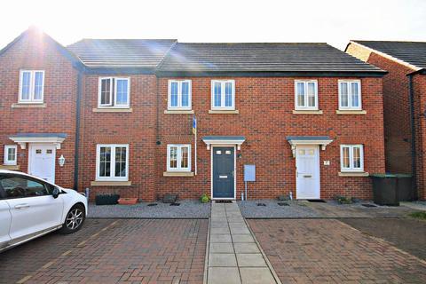 2 bedroom terraced house for sale - Sandgate, Coxhoe, Durham
