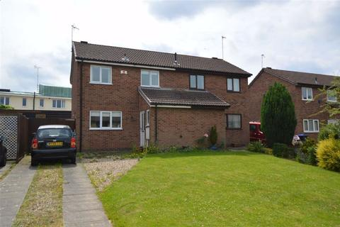 3 bedroom semi-detached house for sale - Fern Close, Thurnby