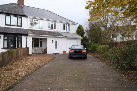 4 bedroom semi-detached house for sale - Pennard Drive, Southgate, Swansea
