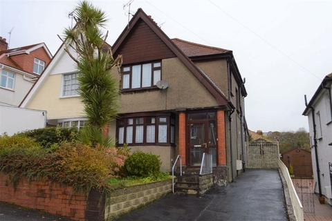 3 bedroom semi-detached house for sale - Dunraven Road, Sketty, Swansea