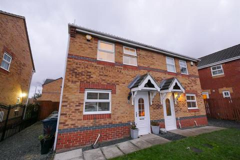 3 bedroom semi-detached house for sale - Halesworth Drive, Havelock Park, Sunderland