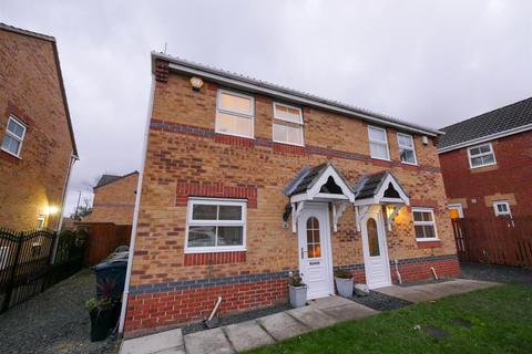 3 bedroom semi-detached house for sale - Halesworth Drive, Havelock Park, Sunderland