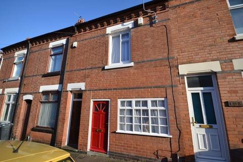 2 bedroom terraced house to rent - Hartopp Road, Clarendon Park, Leicester, LE2 1WF