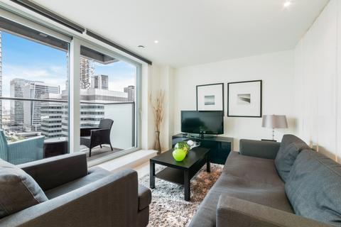 Studio to rent - East Tower, Pan Peninsula Square, Canary Wharf E14