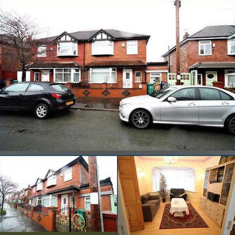 3 bedroom semi-detached house for sale - 75 Duncan Road, M13 0GU
