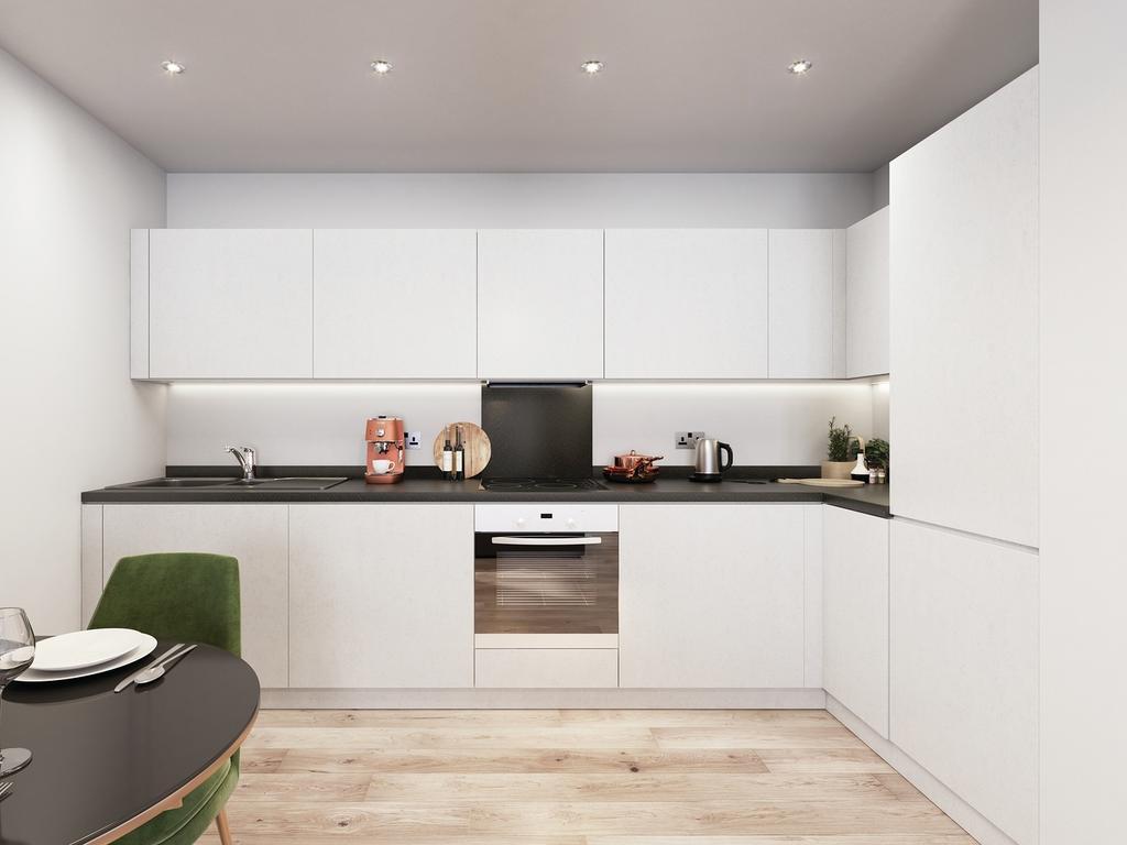 CGI Kitchen
